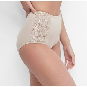 Breezies Intimates & Sleepwear - 3 Breezies Soft Support Lace Panties XL NEW P501